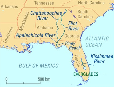 Apalachicola - Most Endangered